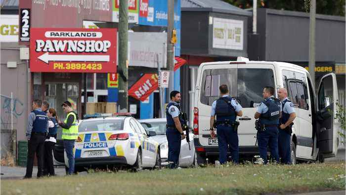 One Arrest Made In New Zealand Mass Shooting