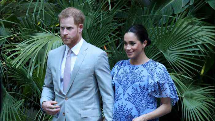 Meghan Markle And Prince Harry Moving To New Royal Residence