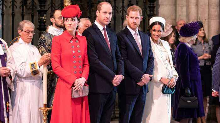 Royals Send Emotional Message To Victims of New Zealand Massacre