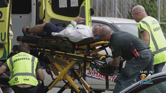 Mosques Beef Up Security After Deadly New Zealand Shooting
