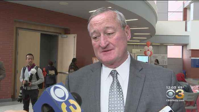 Philadelphia Mayor Kenney Shares Thoughts, Grief With Those Of Muslim Faith