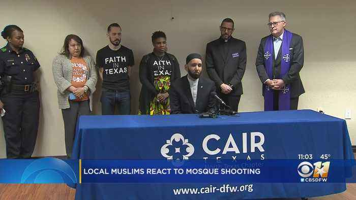 North Texas Muslim Community Reacts To Deadly Terror Attack In New Zealand