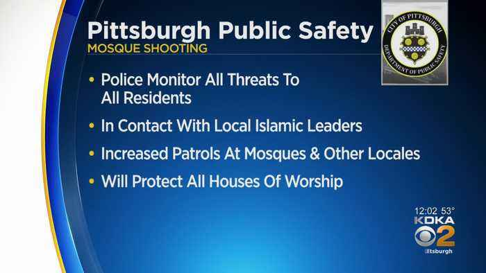 Pittsburgh Officials Respond To New Zealand Mosque Shootings