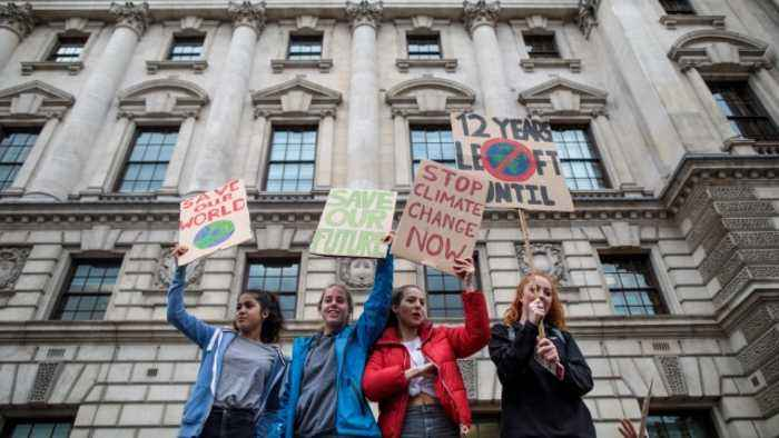 Students Around the World Protest Climate Change Inaction