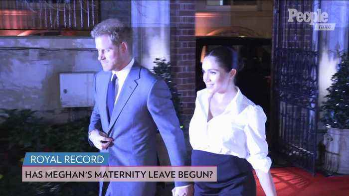 Why We May Not See Meghan Markle Again Until the Royal Baby Arrives
