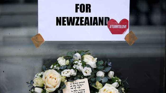 New Zealand shooting: Passersby had 'bloodstains on their clothes'