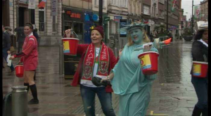 Cardiff ready for Grand Slam party