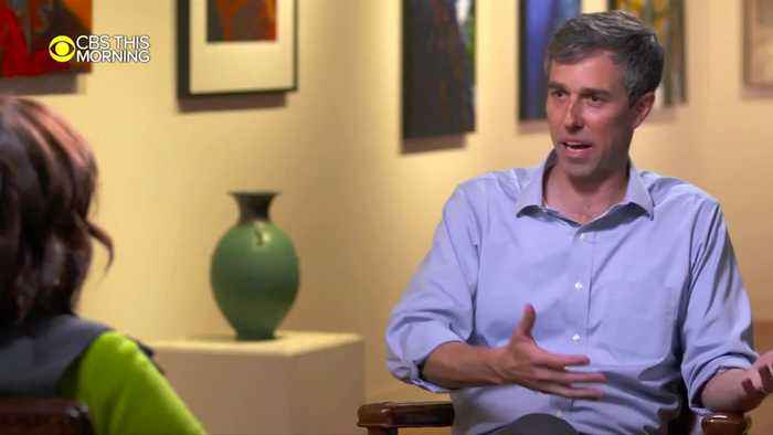 O'Rourke explains why he changed his mind to run