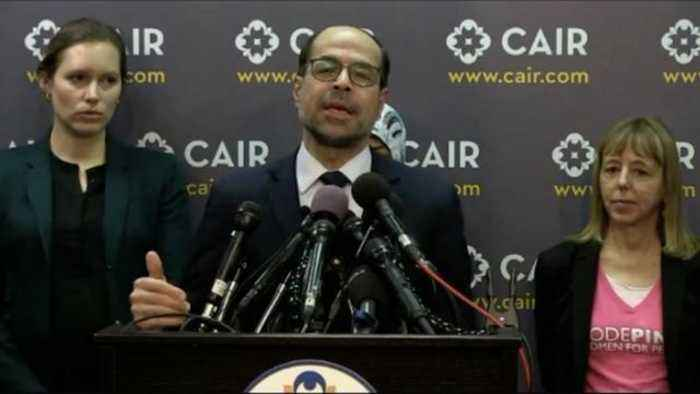 CAIR's Nihad Awad To Trump On New Zealand Shooting: 'Your Words Matter'