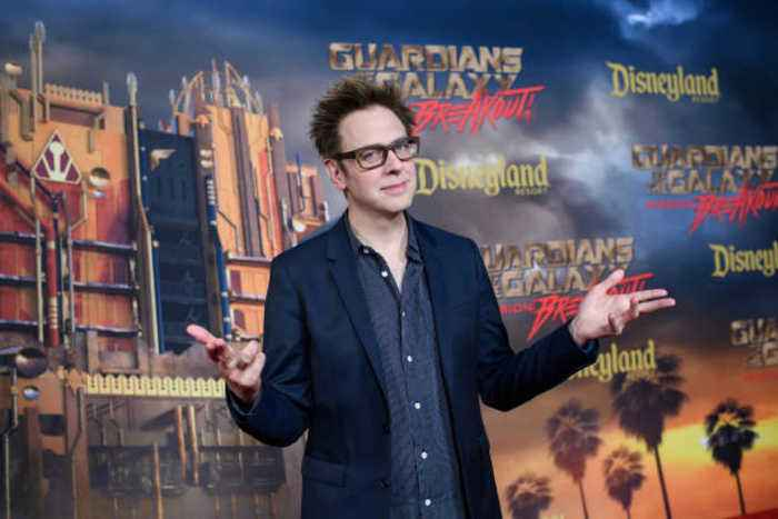 James Gunn Reportedly Returns as 'Guardians of the Galaxy 3' Director