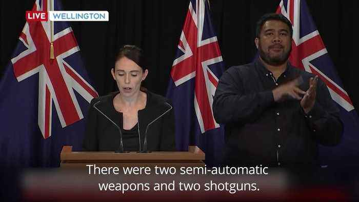 New Zealand PM: Suspected killer had gun licence