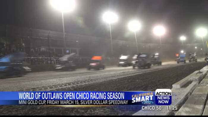 The Silver Dollar Speedway hosts the World of Outlaws
