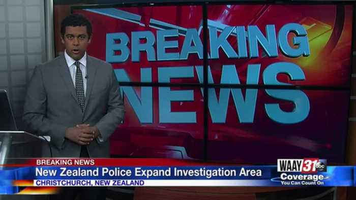 Breaking News Center: New Zealand Shooting Investigators Discover Explosives