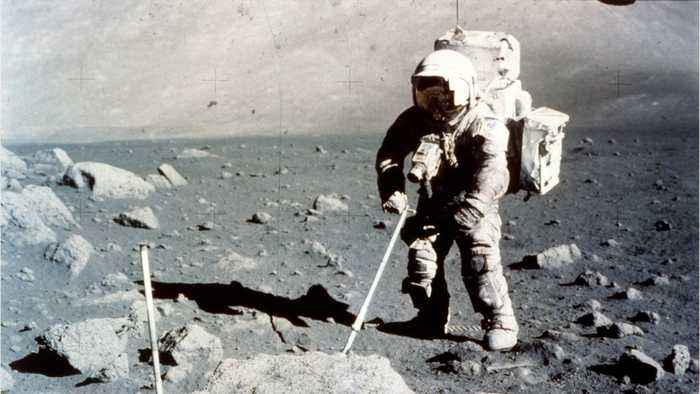50 Year Old Samples From The Moon To Be Tested For The First Time