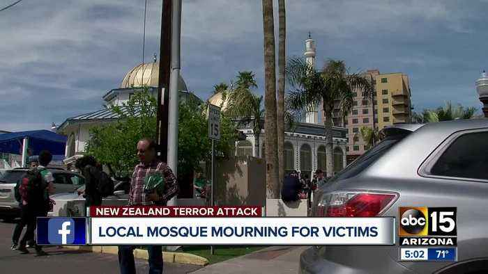 Local mosque mourns victims of New Zealand attack
