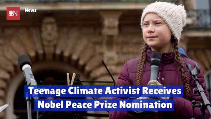 Teenager Gets Nobel Peace Prize Nomination: Here's Why