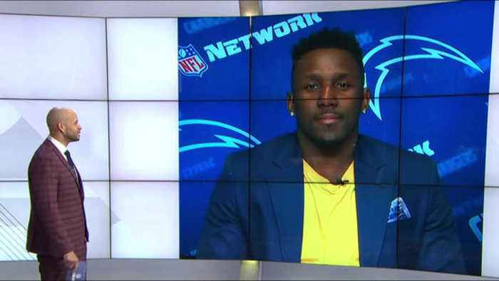Los Angeles Chargers linebacker Thomas Davis plans to bring 'veteran leadership' to Los Angeles Chargers in 2019