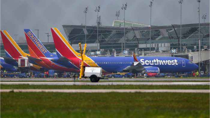 Airlines Fear Grounding Of Boeing 737 MAX Jets