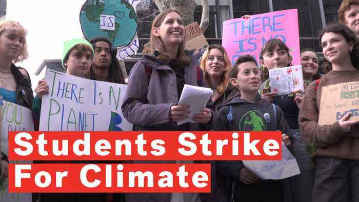 Meet The 13-Year-Old Student Leading The US Youth Climate Strike