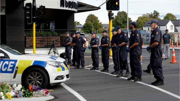 U.S. Ready to Help New Zealand After Mosque Shootings