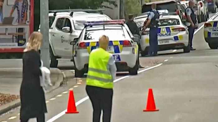 49 Gunned Down at 2 Mosques in Christchurch New Zealand