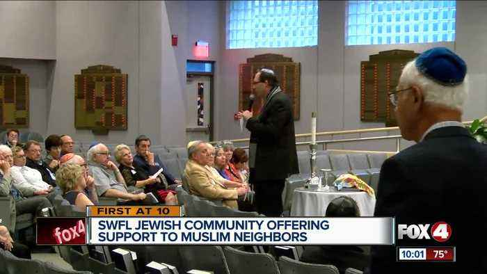 Message of hope for Muslims in Southwest Florida