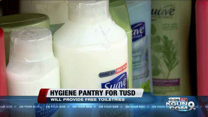 Hygiene Pantry to provide free toiletries for Tucson Unified students in need