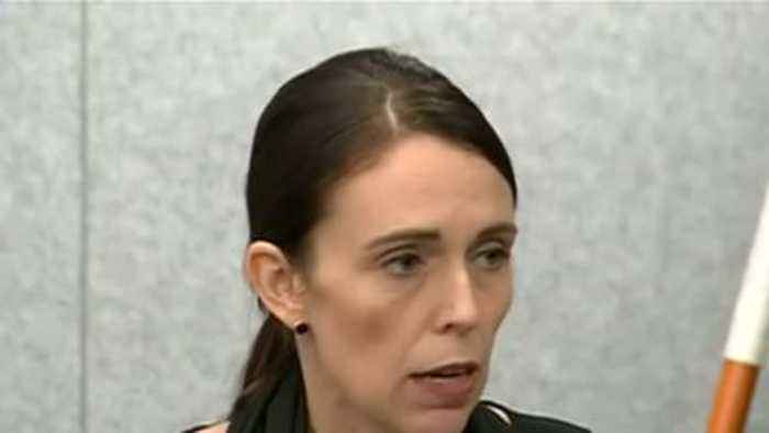 Ardern: Suspect planned to continue attack