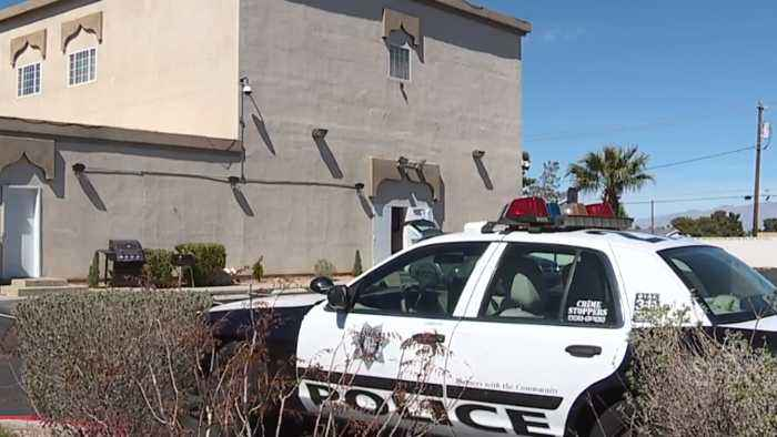 Las Vegas police step up patrols at local mosques