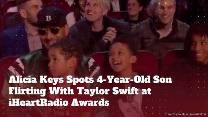 What Young Man Was Caught Flirting With Taylor Swift