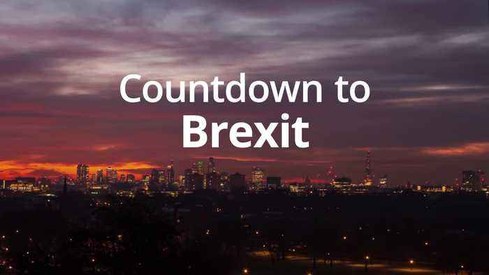 Countdown to Brexit: 13 days until Britain leaves the EU