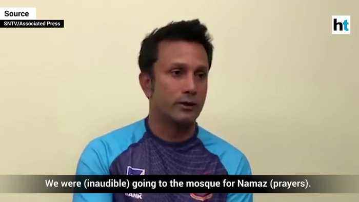 Escaped mosque attack by minutes Bangladesh cricket manager recounts horror