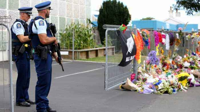 New Zealand Shooting Suspect Appeared In Court