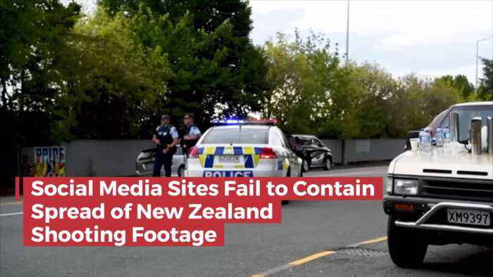New Zealand Tragedy Was Compounded By Social Media