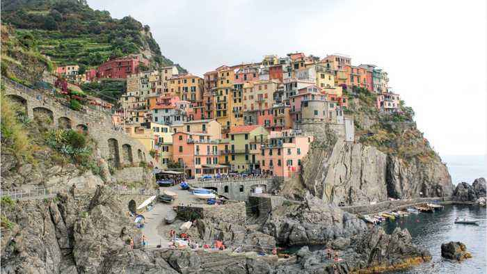 Italy Looks To Impose 'Flip-Flop Fines' On Tourists After String Of Rescues