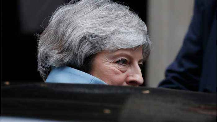May Gets Help From Northern Irish Party