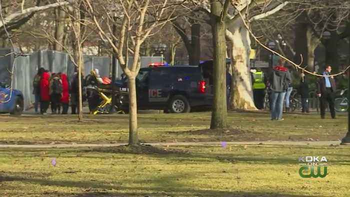 Active Shooter Report At University Of Michigan Was False Alarm