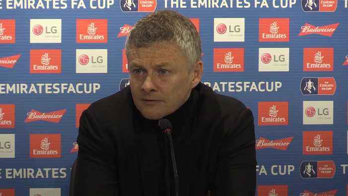 Solskjaer expresses disappointment over 'poorest performance'