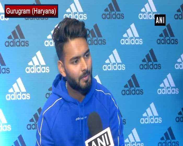 Don't compare me with MS Dhoni, he is a legend Rishabh Pant