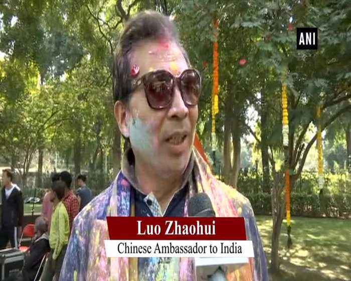Matter of Masood Azhar will be resolved Chinese Ambassador
