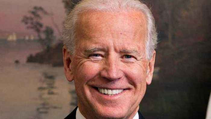 Biden's Verbal Slip About Running For President Draws Cheers
