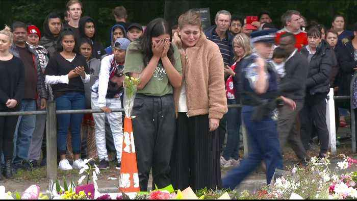 Christchurch mosque shootings: New Zealand mourns
