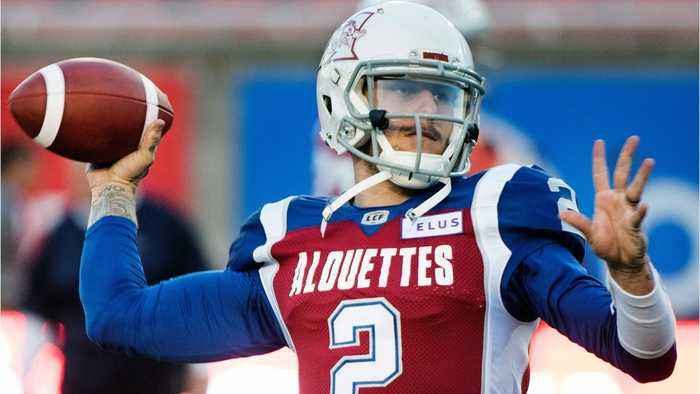 Johnny Manziel Signs With AAF
