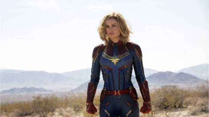 'Captain Marvel' Likely To Pass $1 Billion Within 2 Weeks