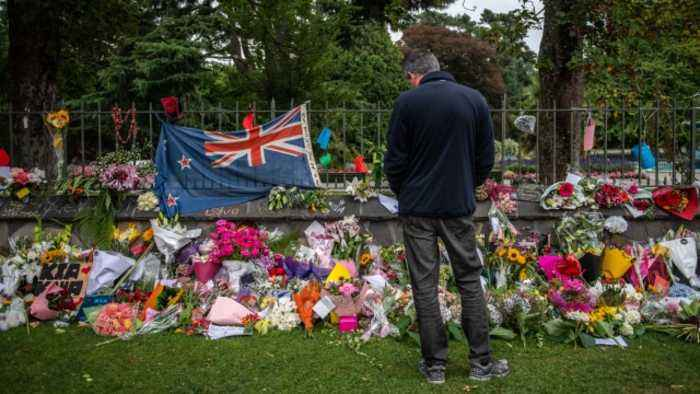 New Zealand Mosque Attacks Death Toll Reaches 50