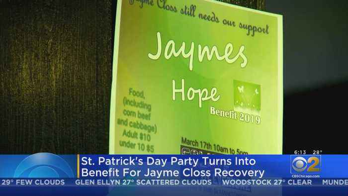 Wisconsin Town Hosts Fundraiser for Jayme Closs