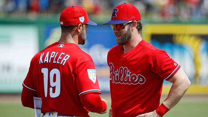 Could Gabe Kapler Run Into Trouble Managing Harper, Phillies' Clubhouse?