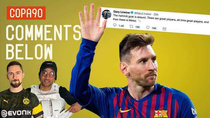 VAR Saves Man City as Messi Confirms GOAT Status with Unreal Hat-Trick | Comments Below