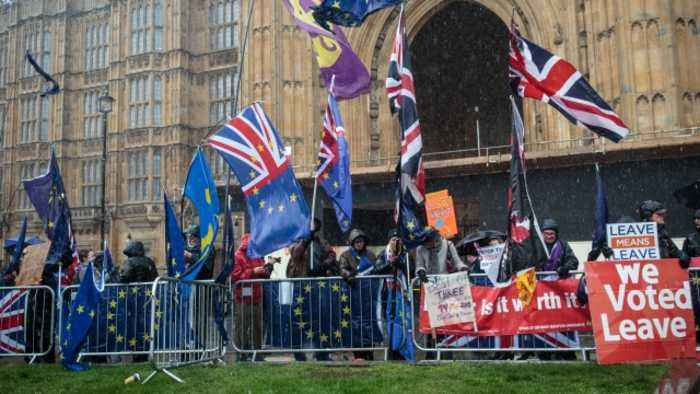 UK Parliament Won't Hold Third Vote on Brexit Deal