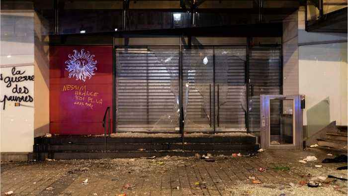 French Prime Minister Plans Security Changes After More Rioting